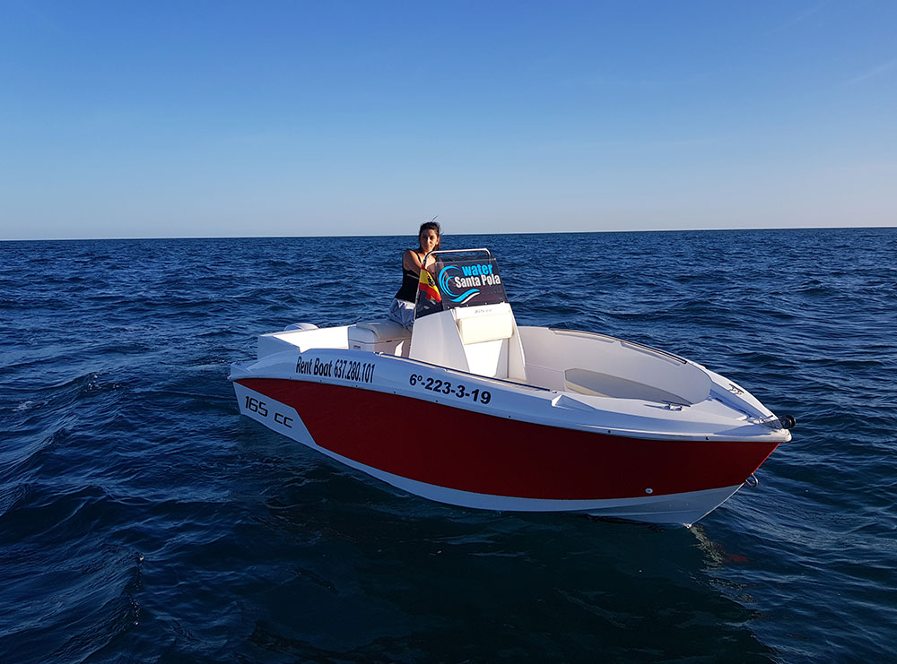 barcos de alquiler en torrevieja, alquiler de barcos en torrevieja, rent boat torrevieja, barcos de alquiler sin licencia en torrevieja, location bateau torrevieja